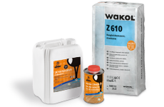 LOBA Wakol Connected Systems for Levelling Compounds